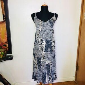 Lascana For Venus Dress XL Drop Waist New With Tag
